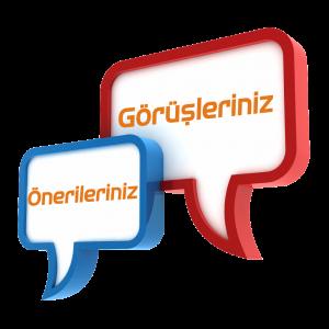 GSM Kolik | İstekleriniz ve Önerileriniz